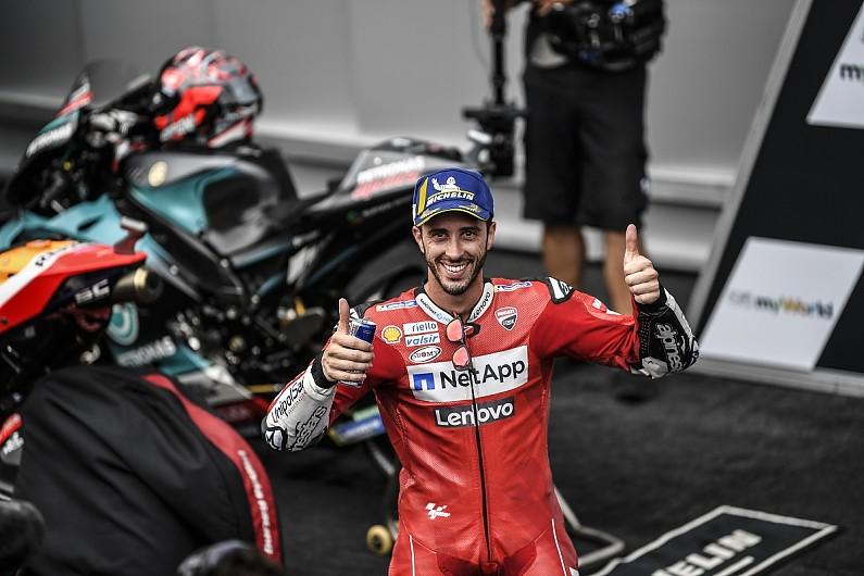 Dovizioso: Austria MotoGP win will rejuvenate Ducati