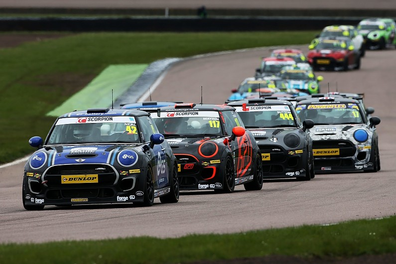 Mini Challenge To Replace Clio Cup On Btcc Support Package From 20