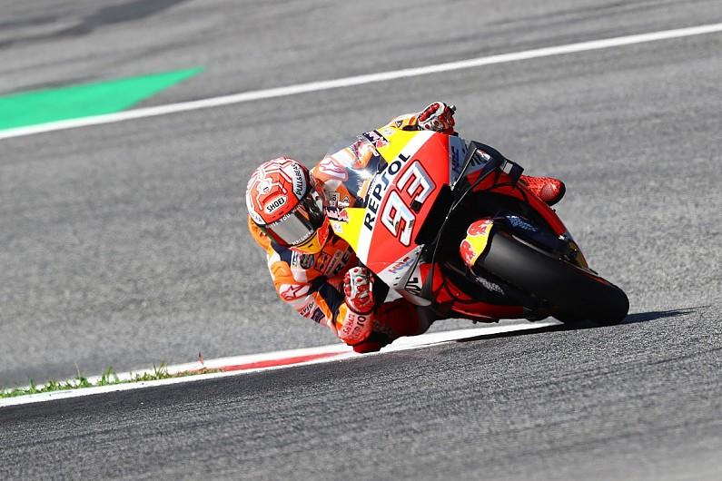Red Bull Ring MotoGP: Marc Marquez breaks Mick Doohan's