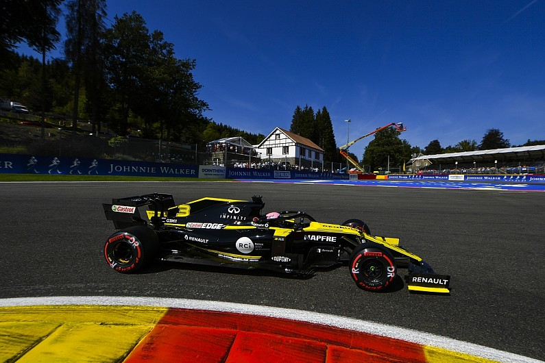 Pirelli to start '21 tyre tests with a Renault mule car in September