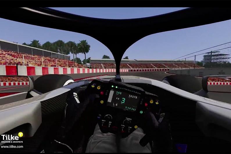 F1 track designer Tilke reveals onboard lap of Vietnam GP track