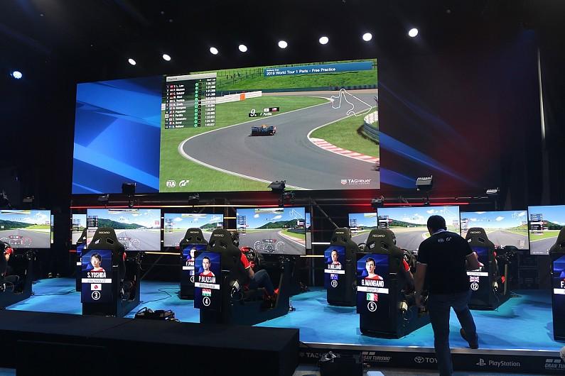 Image result for FIA Gran Turismo Championships 2019