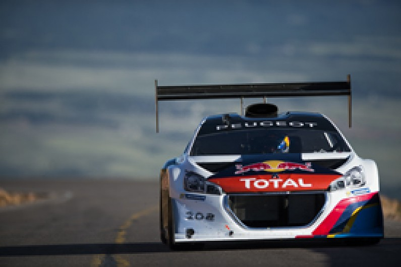 AUTOSPORT Awards 2013: Pikes Peak Peugeot wins Rally Car of Year