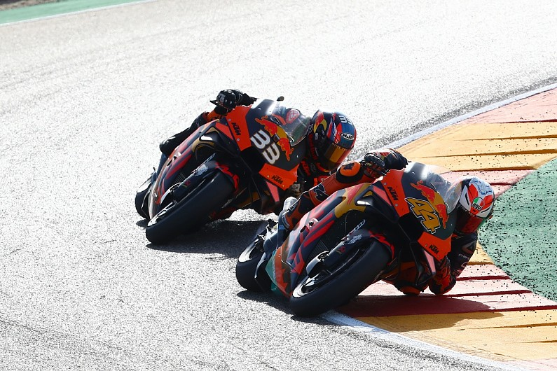 "MotoGP Aragon GP ""painful"" for KTM - Espargaro"