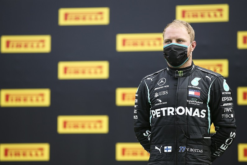 Valtteri Bottas to stay at Mercedes after agreeing new 2021 F1 deal