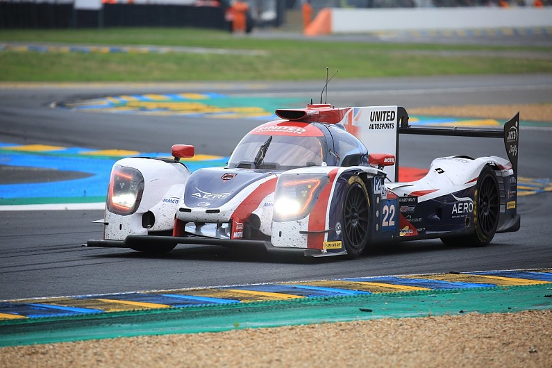 United Autosports Commits To Wec Lmp2 Expansion For 2019 20 Season