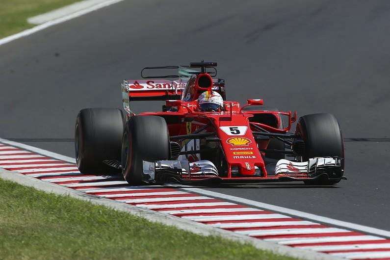 Ferrari Formula 1 2017