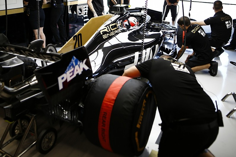 Decision to ban tyre blankets from F1 for 2021 reversed