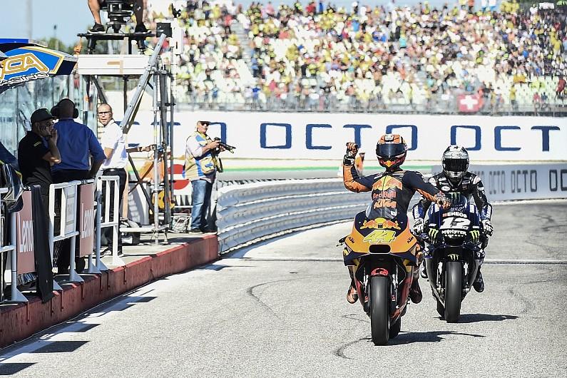 "KTM's best MotoGP qualifying a result of ""new ideas"" - Espargaro"