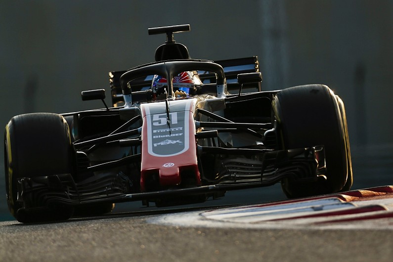 Pietro Fittipaldi to drive '19 Haas F1 car at first pre-season test