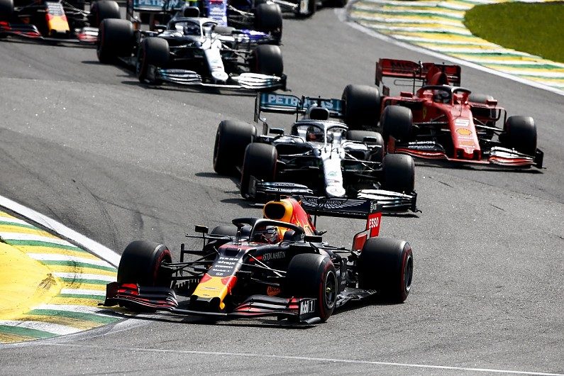 Horner: Only a 'rabbit out the hat' will stop F1 '20 being a classic