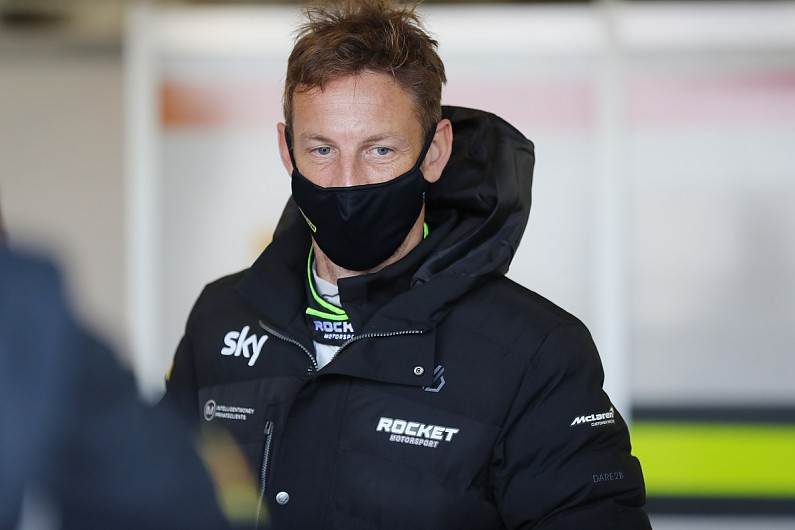 Button's Team Rocket RJN squad to join DTM in 2021 | DTM ...