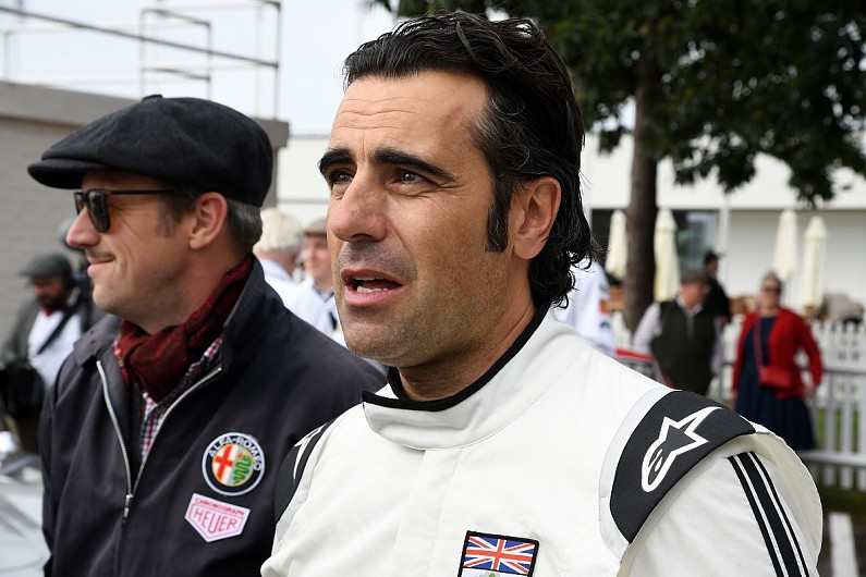 Franchitti to return to IndyCar cockpit in two-seater before Gateway race