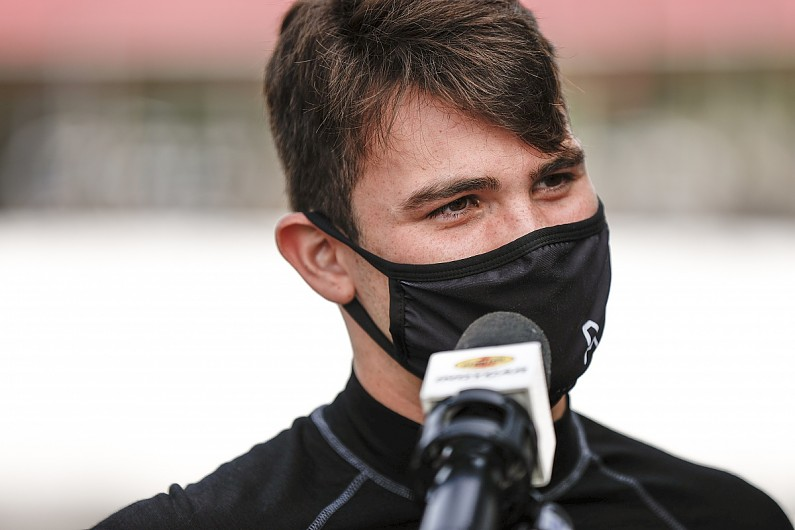 O'Ward to stay with Arrow McLaren SP for 2021 - Motor Informed