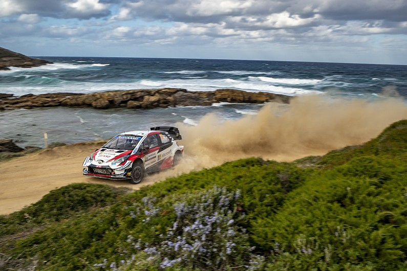 "Evans' Sardinia fourth place ""expected"" to retain WRC title lead - Motor Informed"