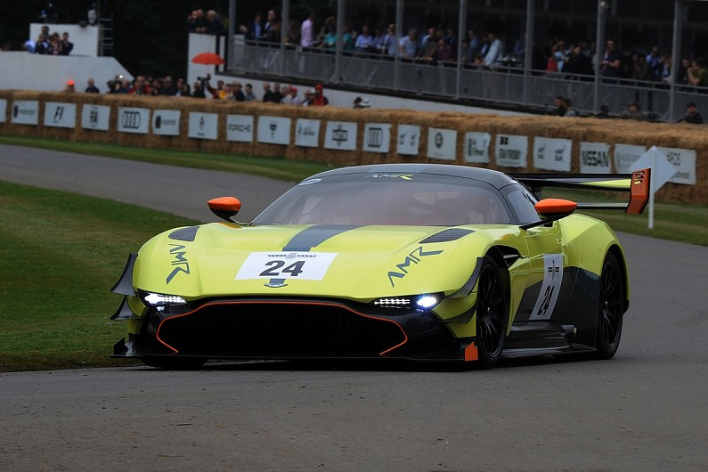 Aston Martin Vulcan To Make Race Debut On Le Mans 24 Hours Support