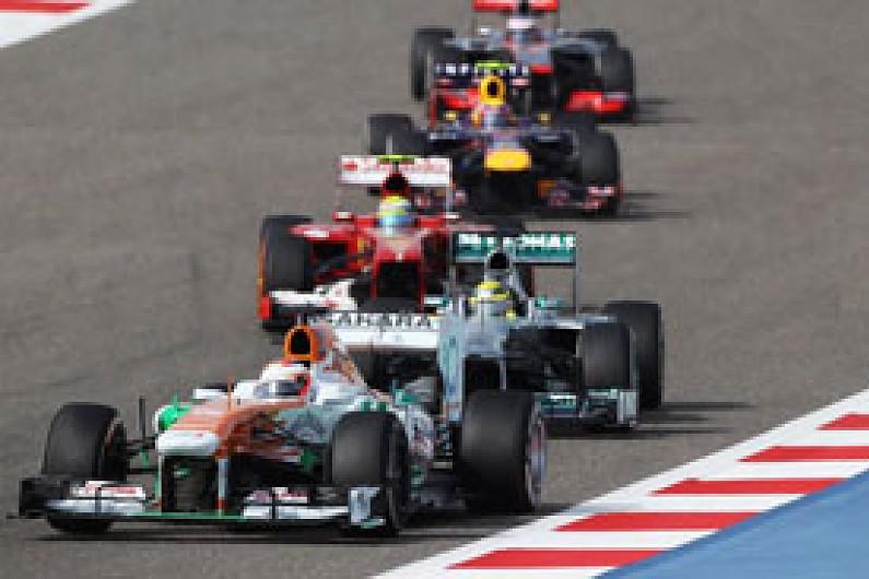 High-degradation F1 'not boring' for drivers - Paul di Resta