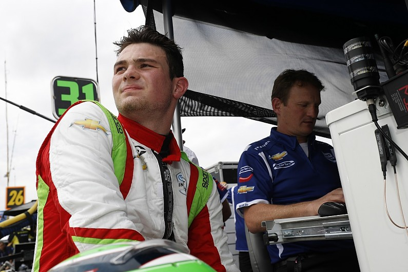 Red Bull adds IndyCar rookie Patricio O'Ward to its junior scheme