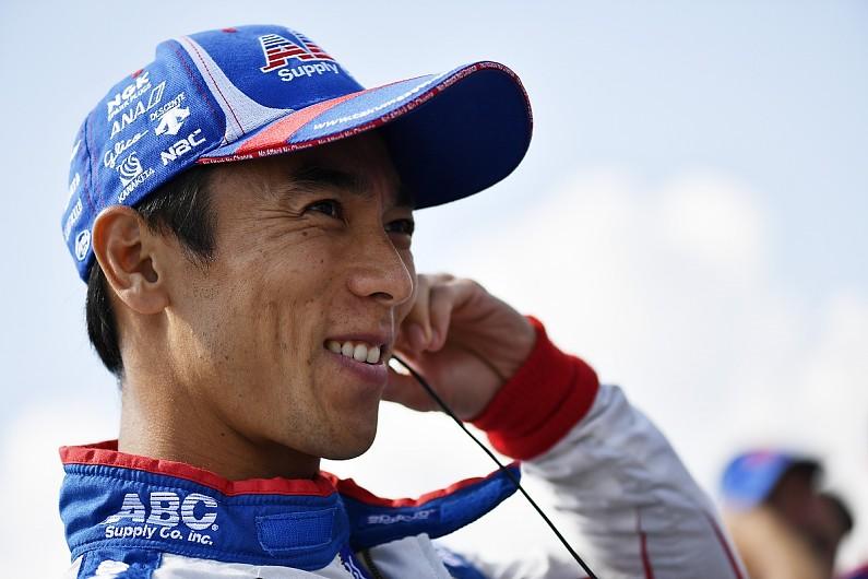 Takuma Sato's Andretti IndyCar deal expected before Christmas
