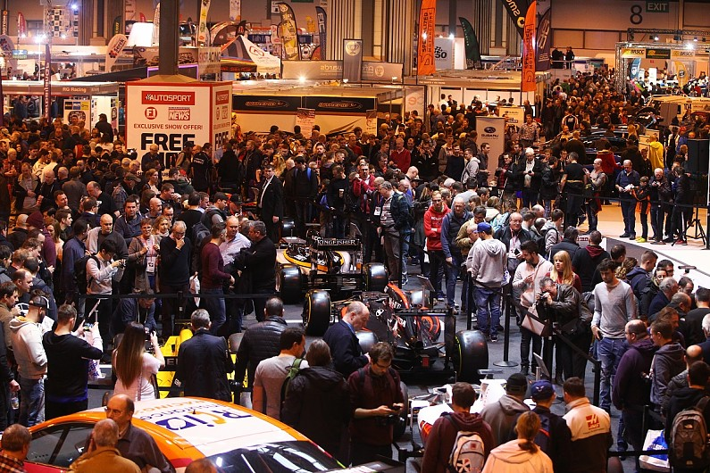 Tickets On Sale For Autosport International Show 2018 At Nec