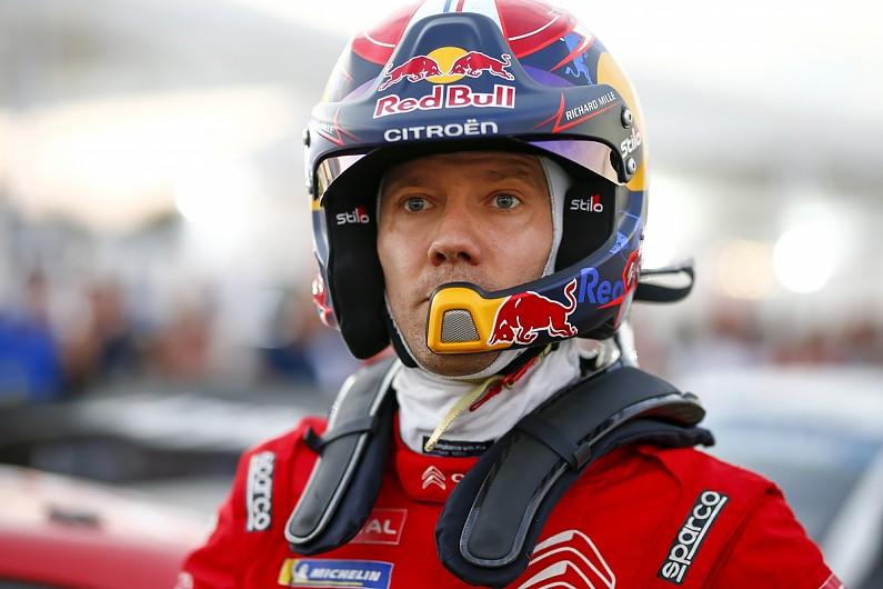 Sebastien Ogier pushing for Citroen WRC suspension overhaul