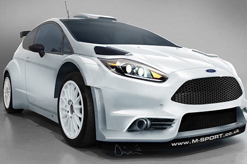 M Sport Confirms It Is Building A Ford Fiesta R5 Car Wrc Autosport