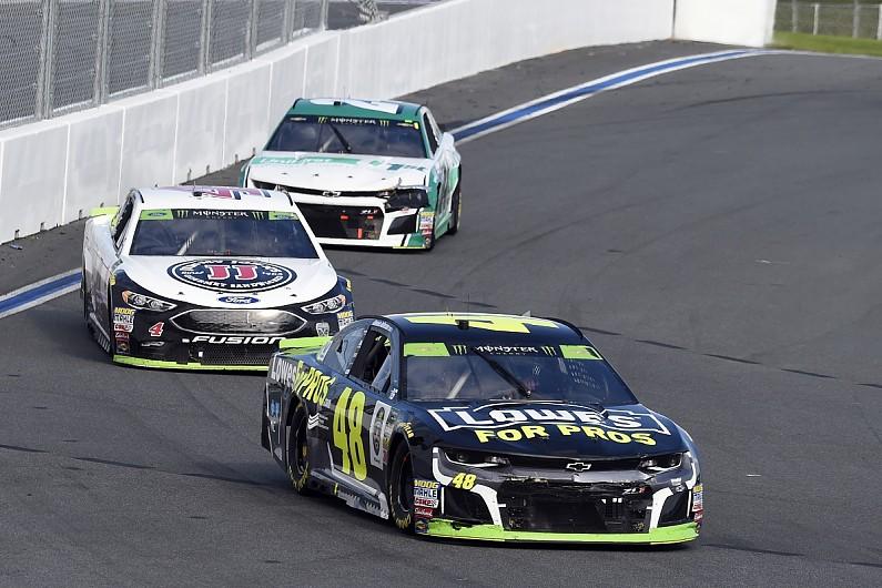 Jimmie Johnsons NASCAR Struggle A Reality Check For Kevin Harvick