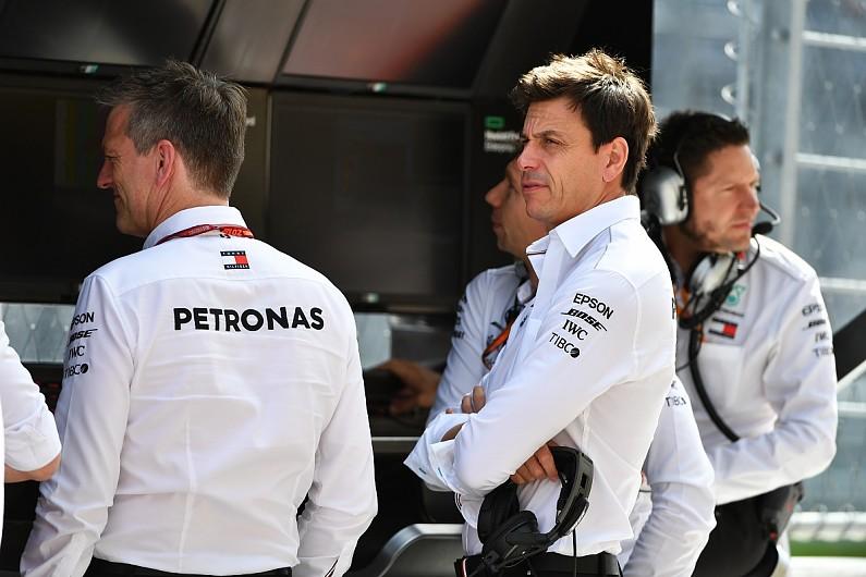 Mercedes hadn't predicted scenario that led to Russian GP