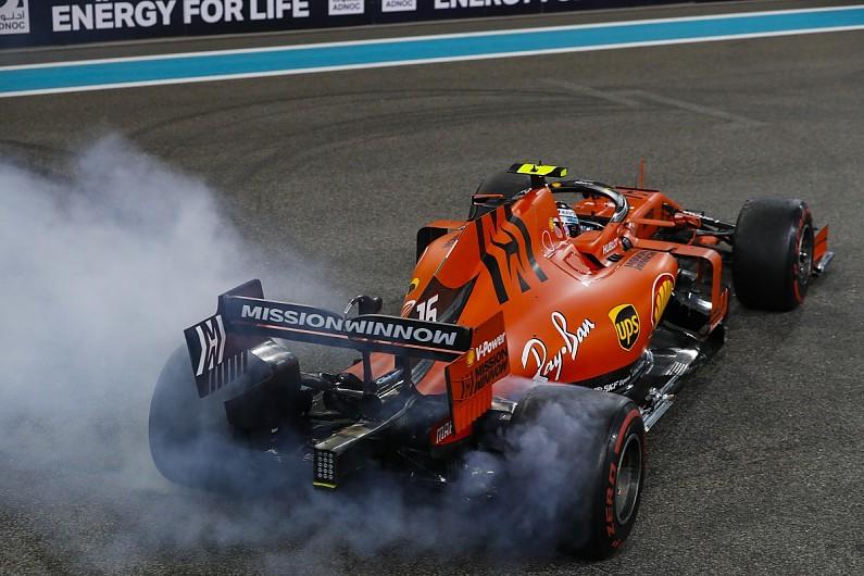 F1 Reader Ferrari Clearing Checks Proves 2019 Formula 1 Engine Legal
