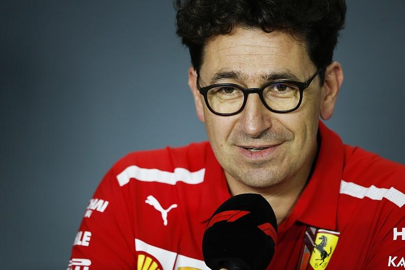 Binotto  Ferrari needs F1 enjoyment that was  maybe missing  before - F1 -  Autosport 0643f9b2a8b