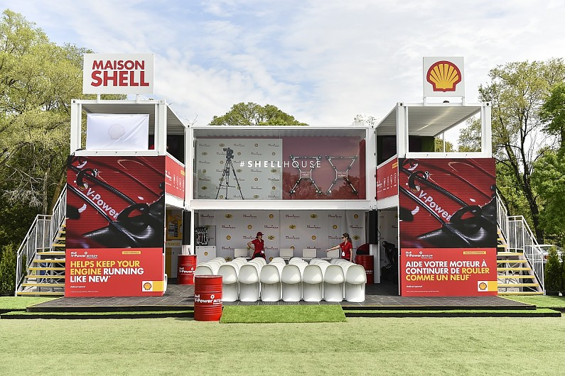 Attrayant Promoted: Popular Shell House Canada Comes To A Close In Montreal   F1    Autosport