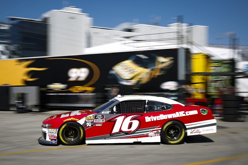 Ganassi closes NASCAR Xfinity team after FBI raid on sponsor