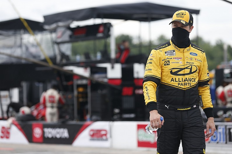 """Keselowski: Standard to reach NASCAR Cup Series """"lowered significantly"""""""