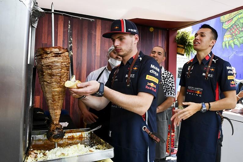 Max Verstappen: Keeping Albon was Red Bull`s `smartest` option...