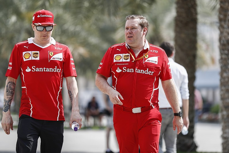 250b70ce826189 Kimi Raikkonen's race engineer leaves Ferrari Formula 1 team - F1 -  Autosport