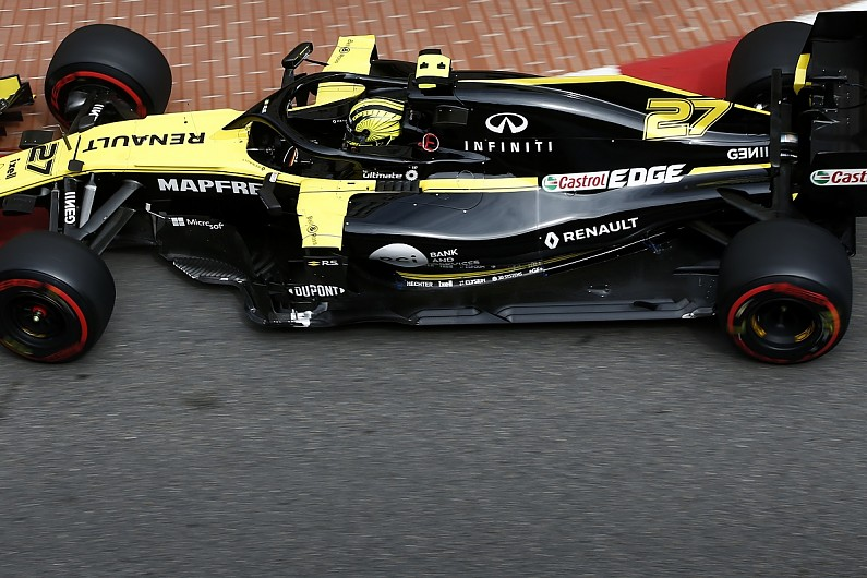 Video: How Renault F1 team is heaping more pressure on itself