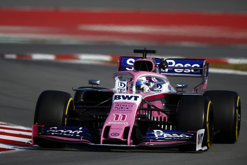 The F1 team that must defy its 2019 Barcelona pre-season efforts
