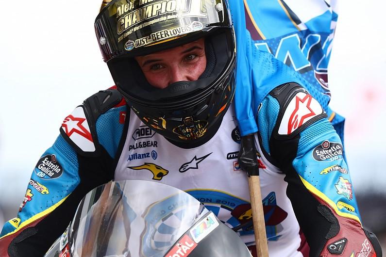 Marc Marquez S Brother Alex On Honda S Motogp 2020 Contender List Motogp Autosport