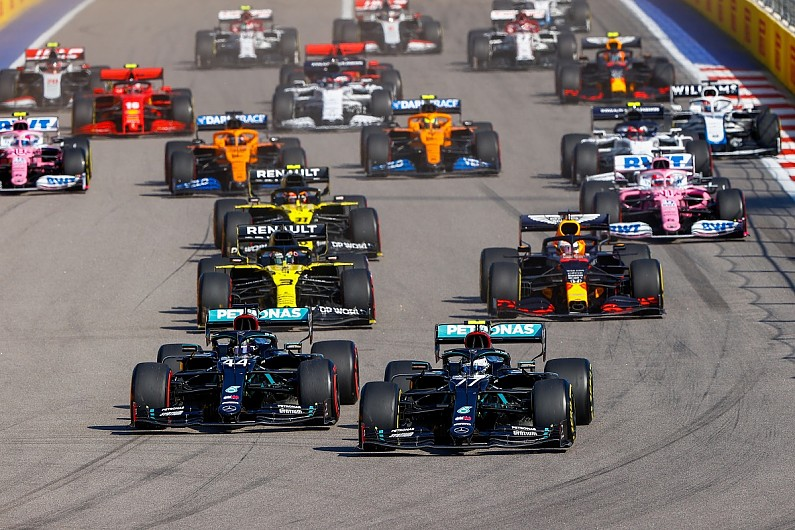 "Seidl: F1 doesn't need ""artificial randomness"" to add excitement to races - Motor Informed"