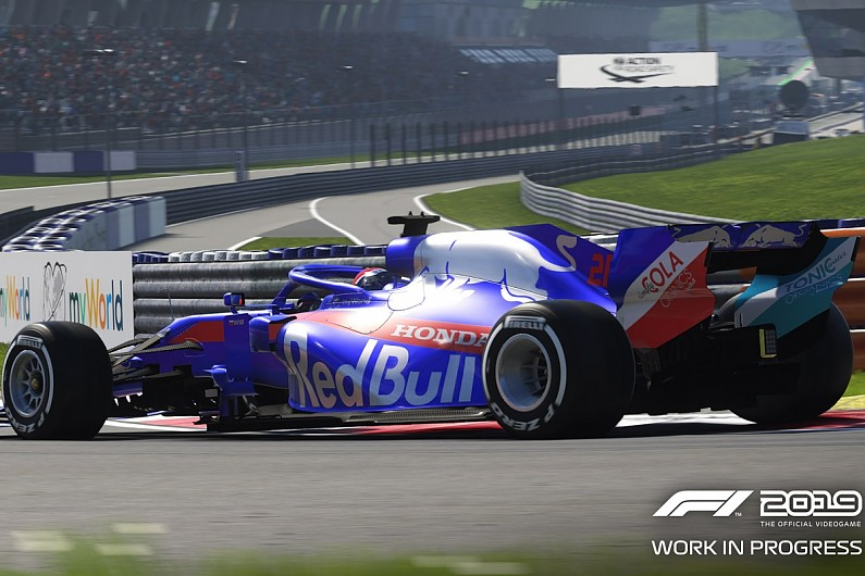Video: Why Codemasters kept F1 2019 game driver transfers