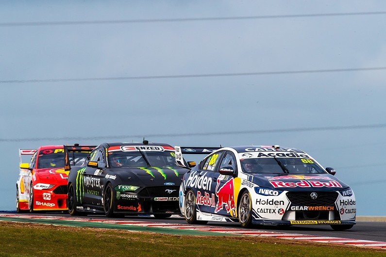 Triple Eight: Supercars downforce should be halfed for 2020