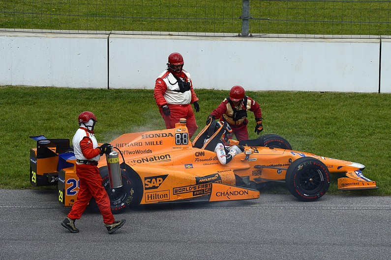 Honda Finds Cause Of 2017 Indy Failures Including Fernando