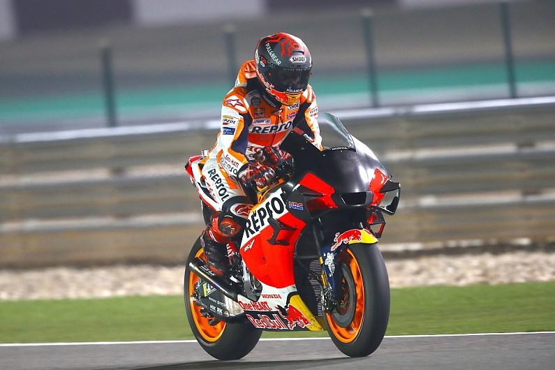 Marquez Honda Made 2020 Motogp Bike Breakthrough On Last Qatar Day Motogp Autosport