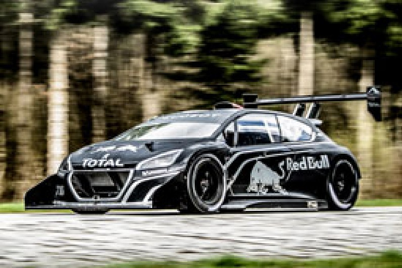 peugeot reveals full spec of loeb 39 s 875bhp 875kg pikes peak t16 other autosport. Black Bedroom Furniture Sets. Home Design Ideas