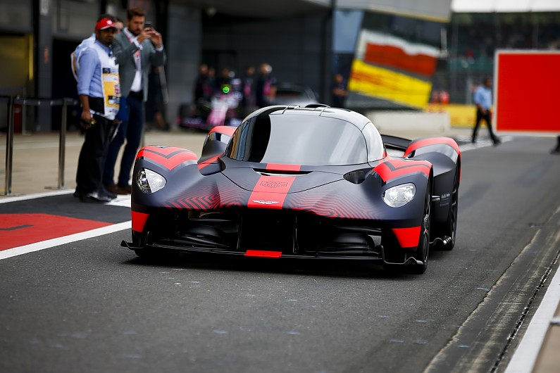 Aston's Valkyrie WEC hypercar effort set to be shared by two teams