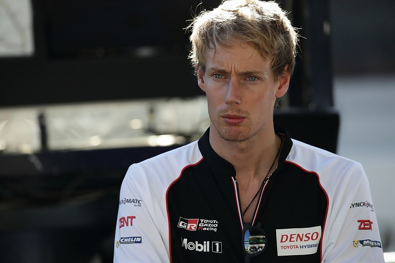 Hartley to take Alonso's Toyota seat for 2019/20 WEC season