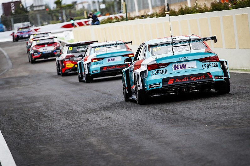 Audi Sport ends direct WTCR involvement to focus on GT3 racing