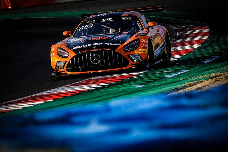 Magny-Cours GTWCE: HRT Mercedes pair Engel and Stolz close on points lead - Motor Informed