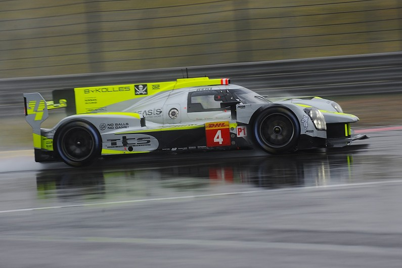 ByKolles LMP1 team swaps from Nissan to Gibson engines for WEC