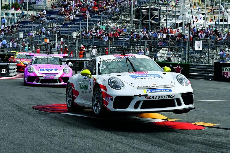 Porsche Supercup squad Fach Auto Tech in BMW DTM customer team talks